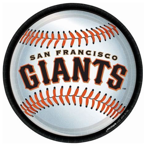 SF Giants Logos Printable   Giants Baseball Logo   crafts