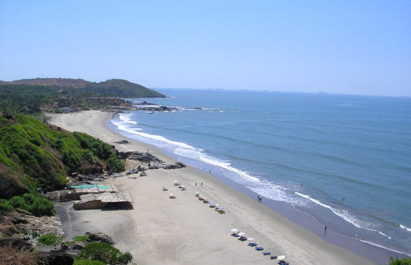 Chapora Beach Goa India Location Map,Location Map of Chapora Beach Goa India,Chapora Beach Goa India accommodation destinations attractions hotels map reviews photos pictures