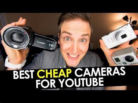 Best Cheap Cameras for YouTube Videos ? 6 Budget Camera