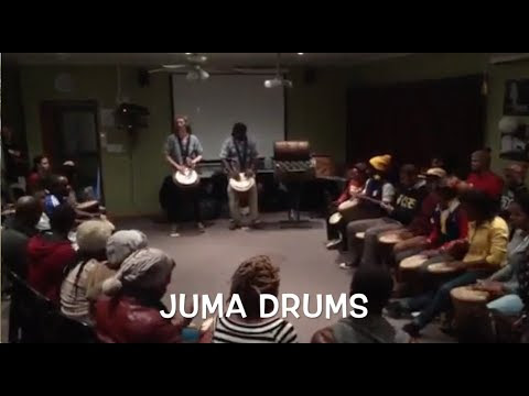 Juma Drums – Interactive drumming workshops and performances