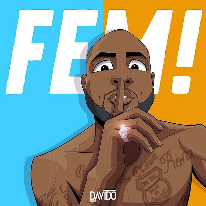 DOWNLOAD MP3: Davido – FEM!