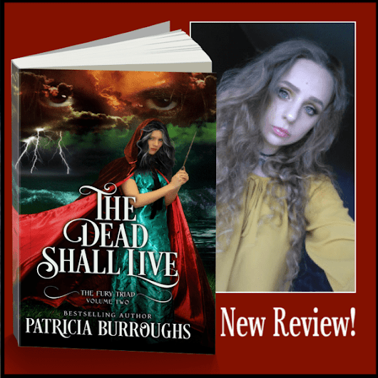 A Fabulous New Review of The Dead Shall Live from Lauregalie Book Reviews