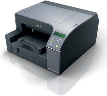 Ricoh Aficio GX2500 Inkjet Printer - Review