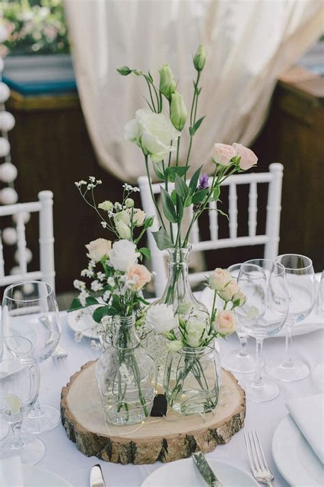 Best 25  Wedding table centrepieces ideas on Pinterest