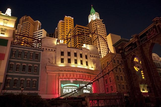 New York Hotel, LV
