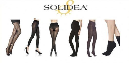 NEW! Compression Stockings SOLIDEA