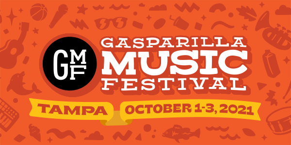 Gasparilla Music Festival to return to Tampa in October