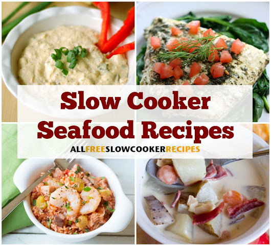 35 Ways with Fish: Slow Cooker Seafood Recipes