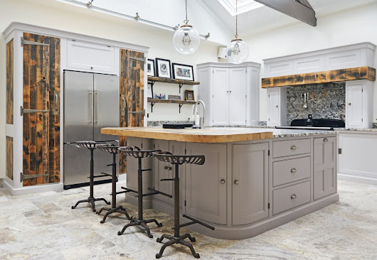 How to design a kitchen for an old home
