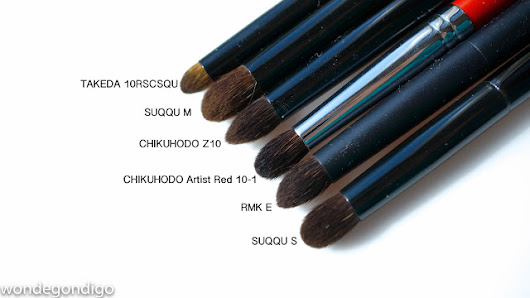 SUQQU Eyeshadow Brush S