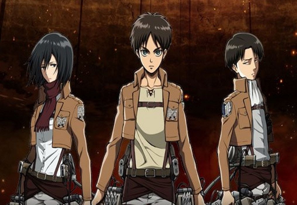 Five Thoughts On Attack On Titan S Smile Multiversity Comics