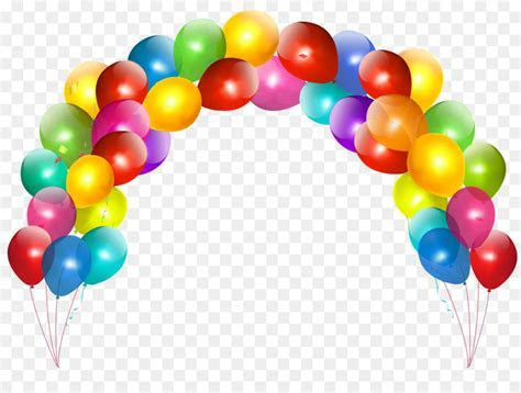 Balloon Birthday cake Party Clip art   Birthday Balloons