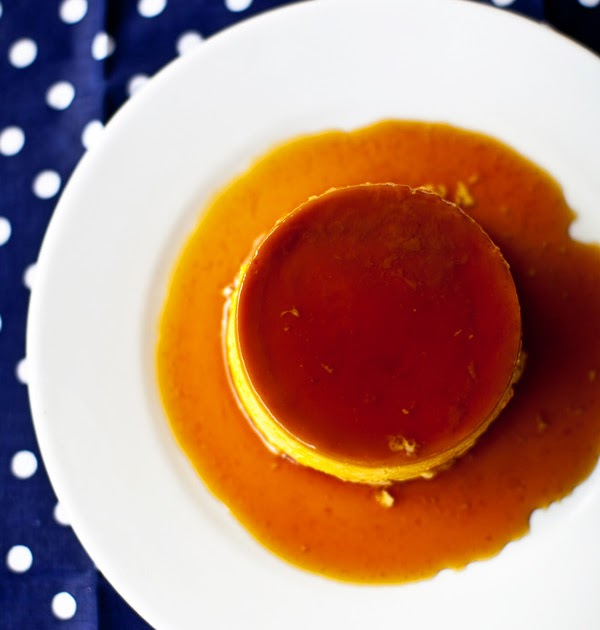 creme caramel mould