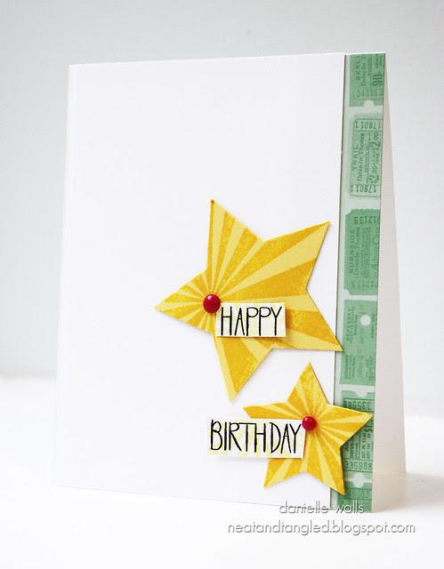 Happy Birthday Stars