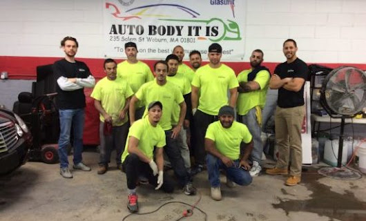 Case Study: Auto Body It Is | Accudraft