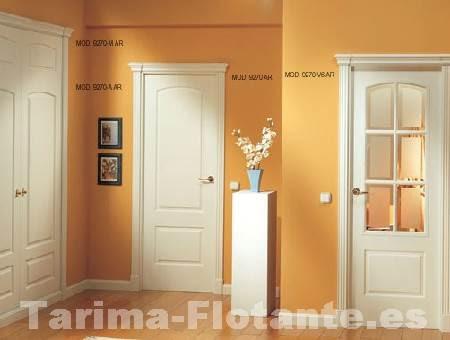 C mo decorar la casa puertas de interior precios madrid - Puertas canomar ...