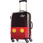 American Tourister Disney Mickey Mouse Spinner - Mickey Mouse Pants