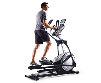 NordicTrack C9.5 Elliptical Trainer Review - Top Fitness Magazine