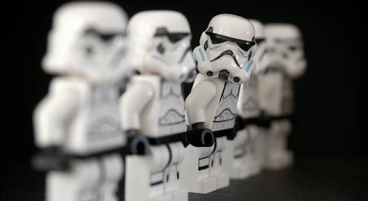 Aren't You a Little Short for a Stormtrooper? — SASE Professional Development