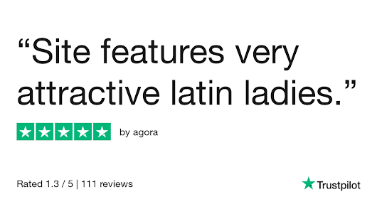 agora gave AmoLatina 5 stars. Check out the full review...