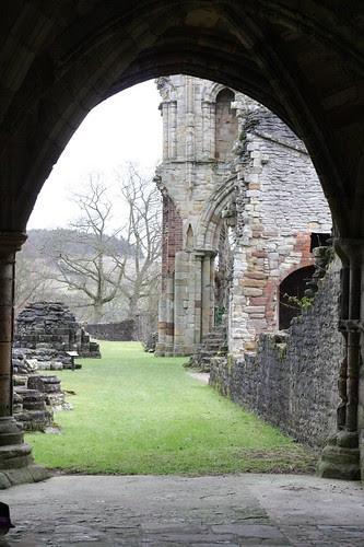 Wenlock Priory, Much Wenlock, Shropshire
