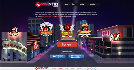 CLICK HERE to support Gamentio - 3D Social Casino Games