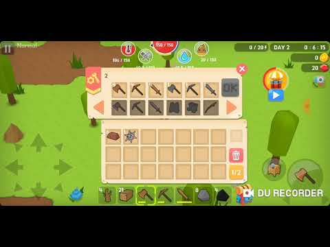 Mine Survival gameplay Android #1