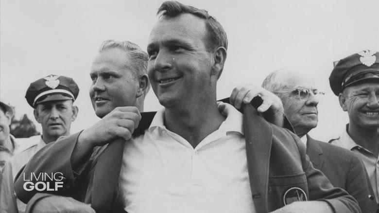Arnold Palmer: Bringing golf to the masses