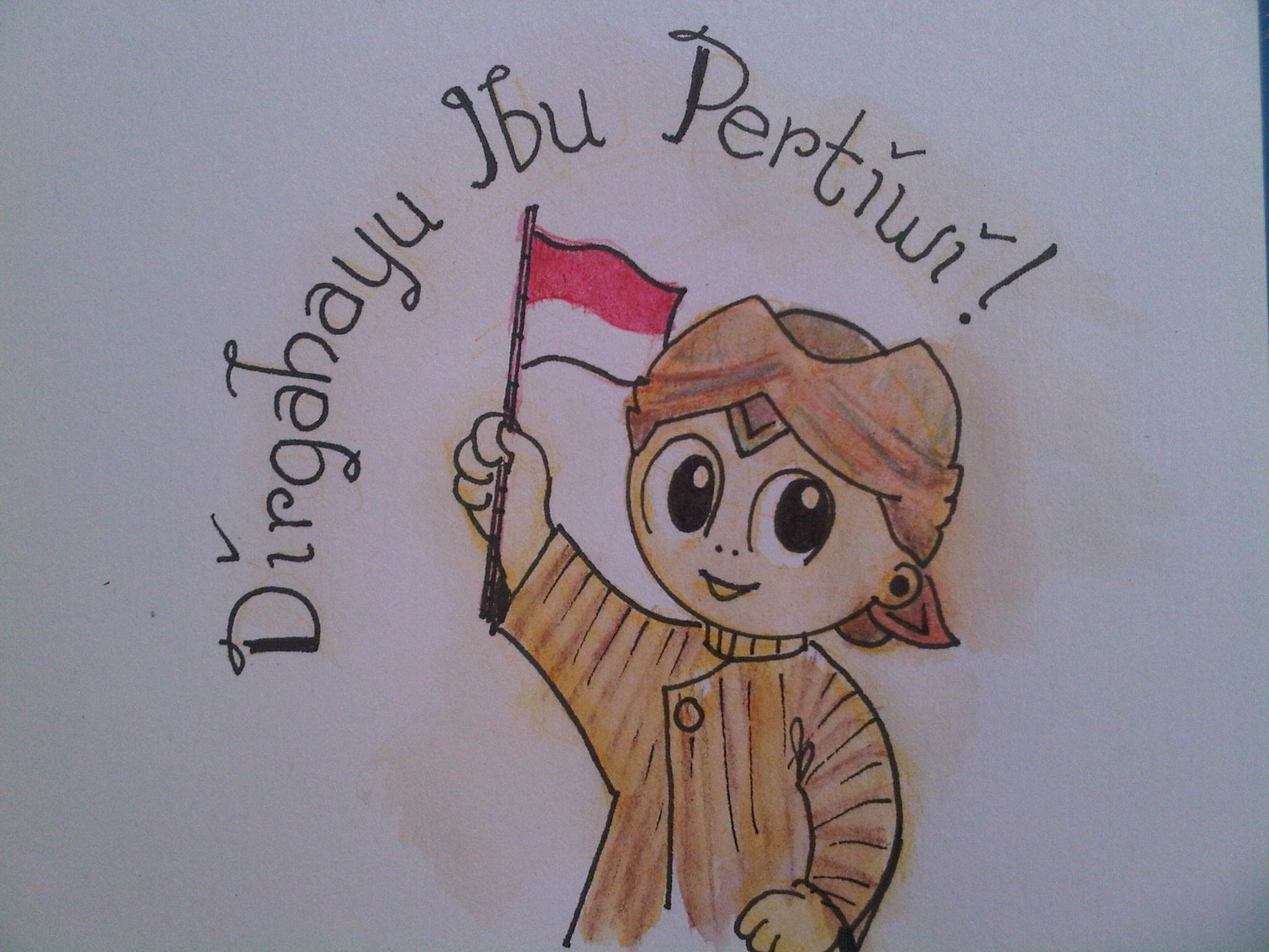 Gambar Animasi Kemerdekaan Kantor Meme
