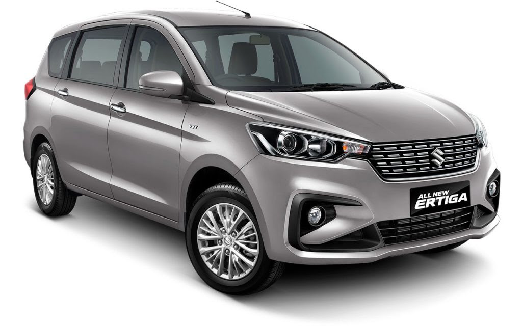 all new ertiga silver 1024x640 - Suzuki Ertiga The Urban Mpv