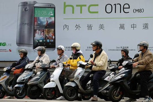 HTC to Cut Jobs Amid Crowded Smartphone Market