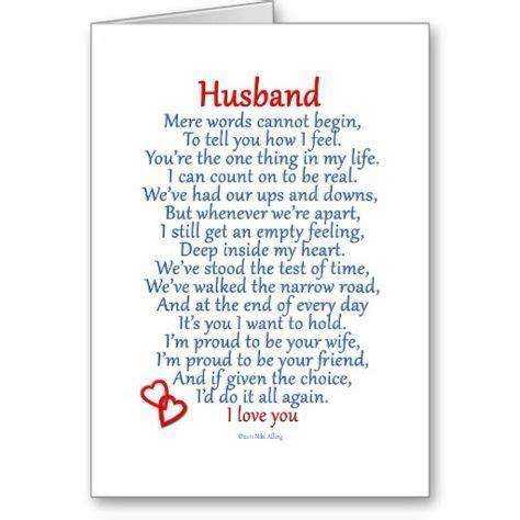 Husband Love Card   Zazzle.com   Quotes and Sayings