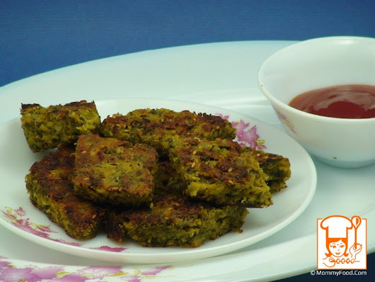 Thotakura Cutlet | Amaranthus Cutlet | Chauli Cutlet - Step By Step Recipe With Photos | MommyFood.Com