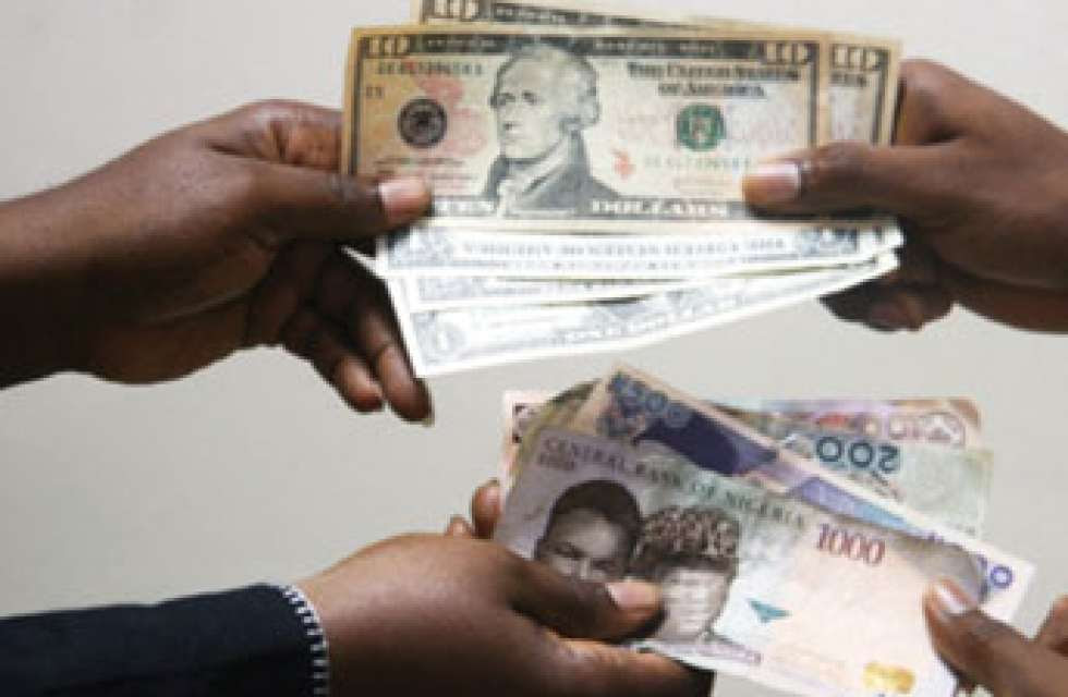 Image result for The Naira has further appreciated against the dollar at the parallel market.