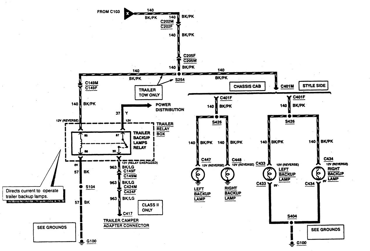 Ford F53 Chassi Wiring - Wiring Diagram