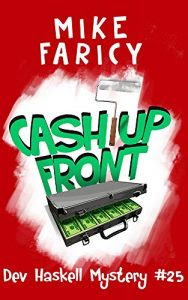 Cash Up Front by Mike Faricy