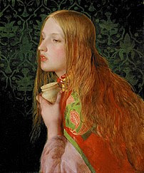 Mary Magdalene, Oil on wood panel, Samuel and ...