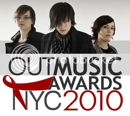 OUTMusic Awards - Hunter Valentine