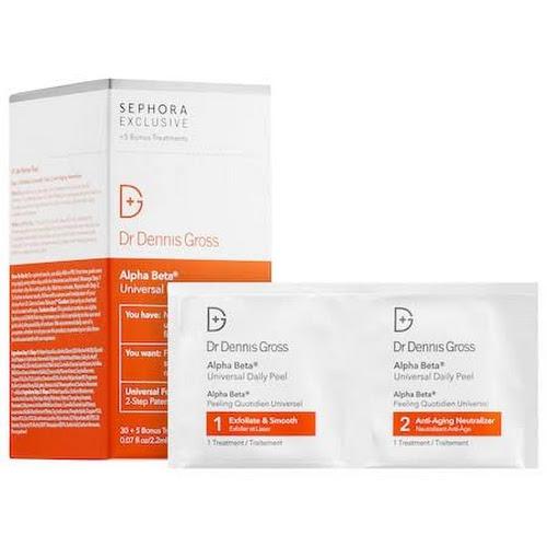 Dr. Dennis Gross Skincare Alpha Beta Universal Daily Peel 30 Treatments + 5 Bonus