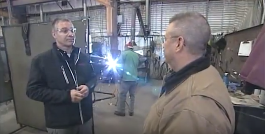 Tour The Steamfitters 601 Training Center - Building Wisconsin TV