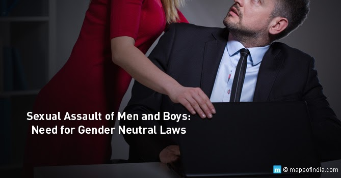 Are Sexual offences gender neutral?