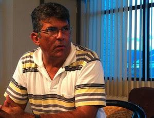 Andrey Valério, ex-técnico da seleção brasileira de beach soccer (Foto: Tiago Menezes/GLOBOESPORTE.COM)