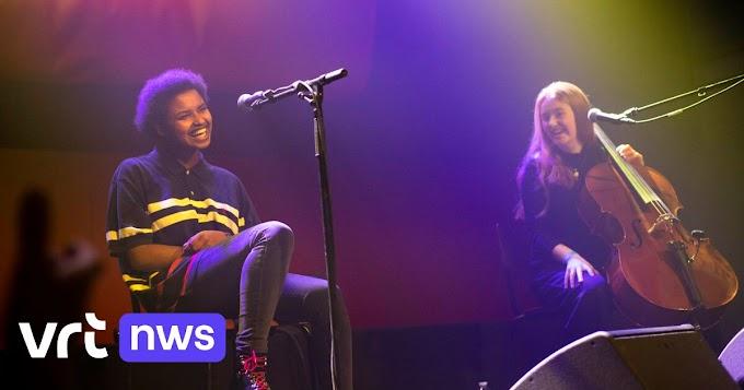 Singer-songwriter Meskerem Mees wint Humo's Rock Rally voor halfvolle AB