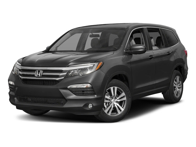 New 2017 Honda Pilot Touring Awd Msrp Prices Nadaguides ...
