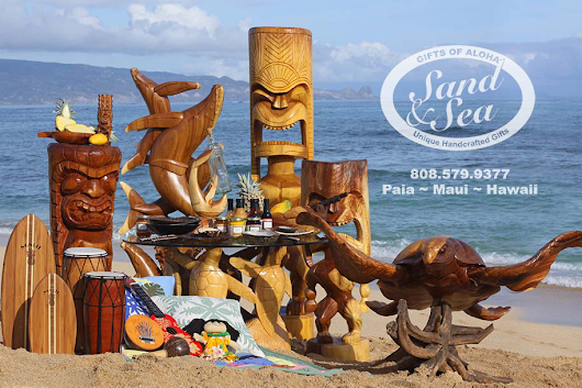 Sand & Sea Gifts & Souvenirs in Paia, Maui