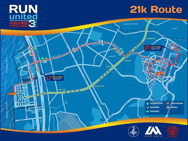 RU3 ROUTE MAP 21k