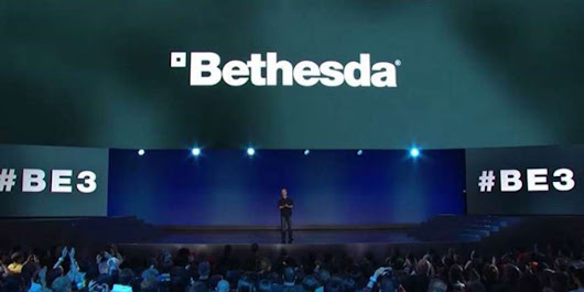 E3 2017: Bethesda Press Conference Also on Sunday