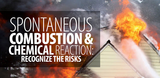 How to Prevent Spontaneous Combustion Fires in Your Building | Rainbow International Blog