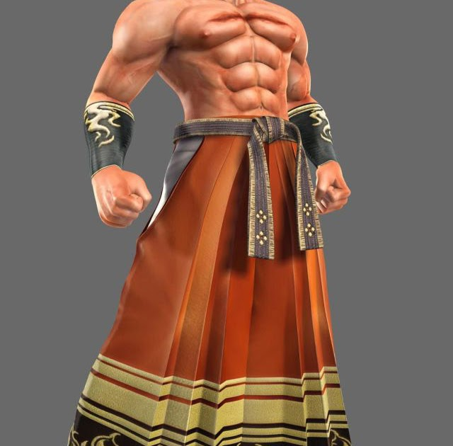 Game Wallpaper: king fighter 3d game character 10 preview