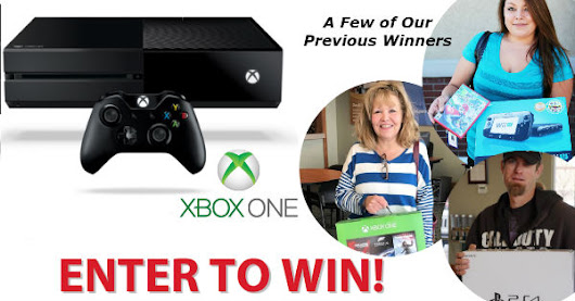 Want to win a Free Xbox One?